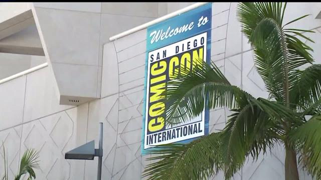 Comic Con 2014 Kicks Off With Preview Night