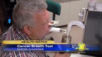 Cancer breath test
