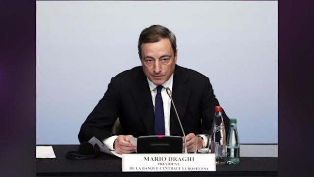 Draghi: ECB Ready To Act If Market Rates Rise Too High