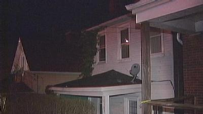 Police Say Boyfriend Set Home On Fire After Dispute