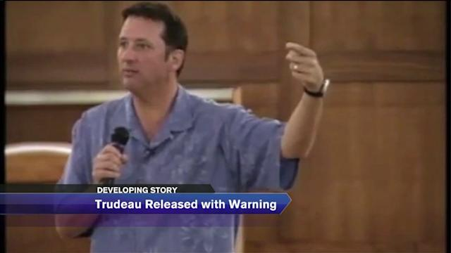 TV pitchman Kevin Trudeau released from custody