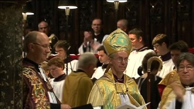 Welby appointed Archbishop of Canterbury