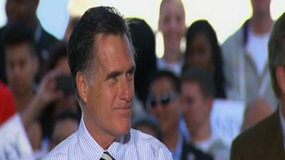 Romney: America going through trauma now