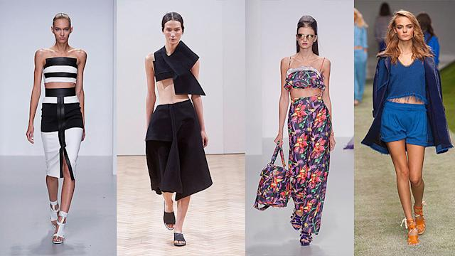 4 Biggest Trends at London Fashion Week