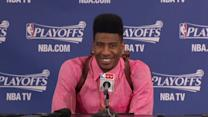 Press Pass: Iman Shumpert