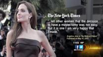 Angelina Jolie mastectomy 'still major surgery,' University of Chicago doctor says