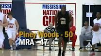 MRA vs. Piney Woods boys basketball