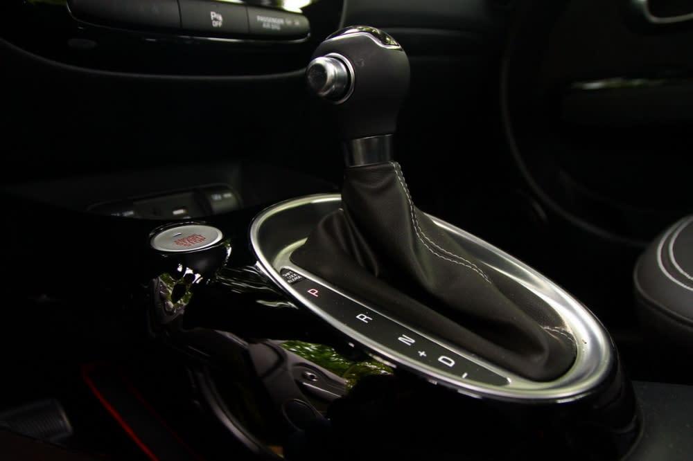 變速箱也換成7速雙離合器自手排系統
