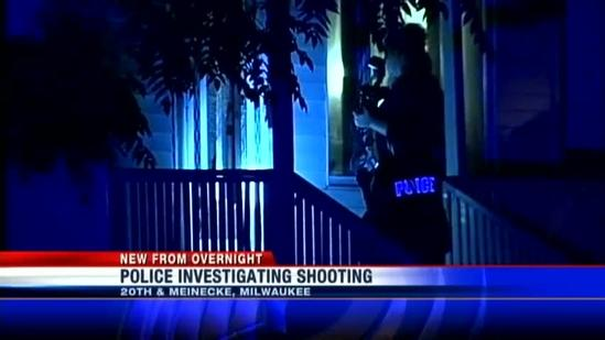 Man shot 3 times in overnight incident