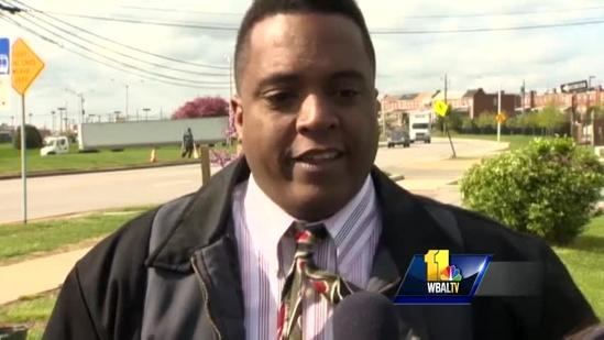 Patterson High gets Earth Day trees thanks to Ravens