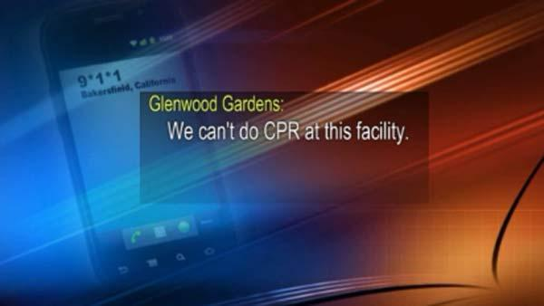 Facility refuses to perform CPR on woman