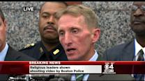Evans: Video 'Clearly Shows' Officers Backing Away From Usaama Rahim Before Shooting