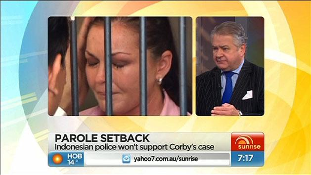 Setback for Corby's freedom bid