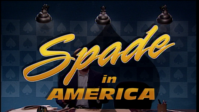 Spade in America: Newt Gingrich