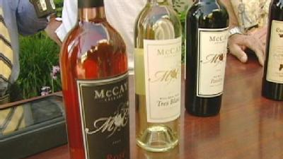 Preview Wines For Lodi Zinfest