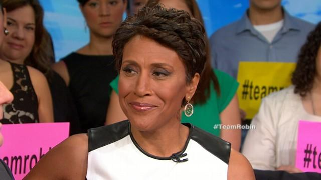 'GMA' Staff Shows Support for Robin Roberts