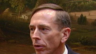 Officials: Petraeus affair was with biographer