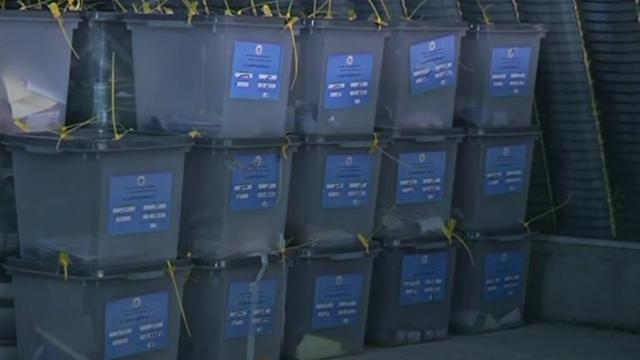 Afghans relieved by smooth election, high turnout
