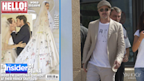 Angelina Jolie's Wedding Dress Featured Something Familiar