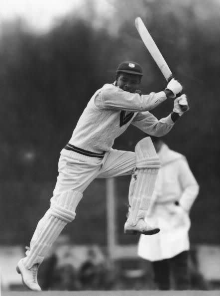 Weekes was an attacking batsman
