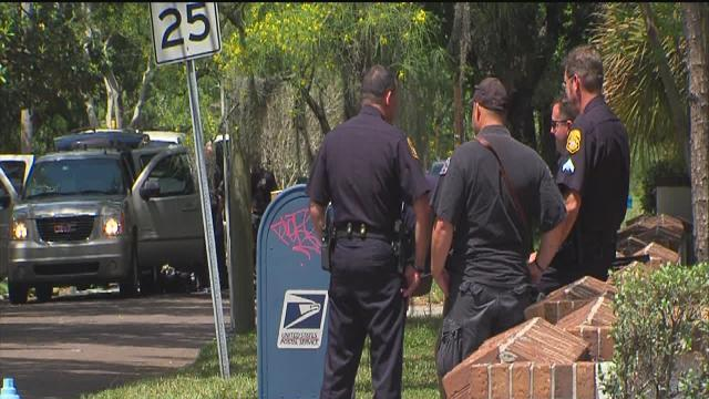 Two bomb scares keep Tampa police busy