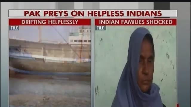 25 Indians detained after boat suffers engine failure in Pak waters