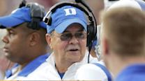 How Coach David Cutcliffe turned around Duke's Blue Devils