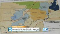 Proposed Sacramento Water District Merger Would Serve More Than 300,000 Customers