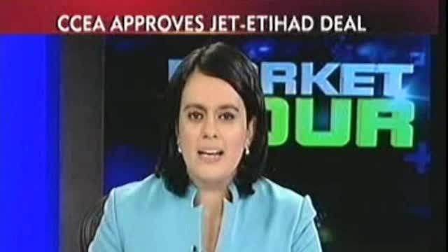 CCEA approves Rs 2058 cr Jet Airways-Etihad deal
