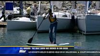 All aboard! The boat show has docked in San Diego