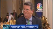 Once in a generation opportunity in financials: Diamond