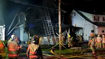 Six killed in Syracuse house fire