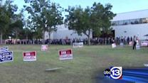 Early voting for general election ends