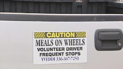 Meals On Wheels Clients On Wait List