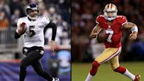 Joe Flacco or Colin Kaepernick?