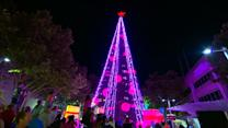 Australia scoops Xmas lights record