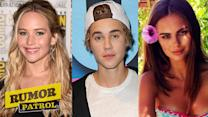 Jennifer Lawrence - Ariel in 'Little Mermaid?' Justin Bieber Dating Playboy Mode