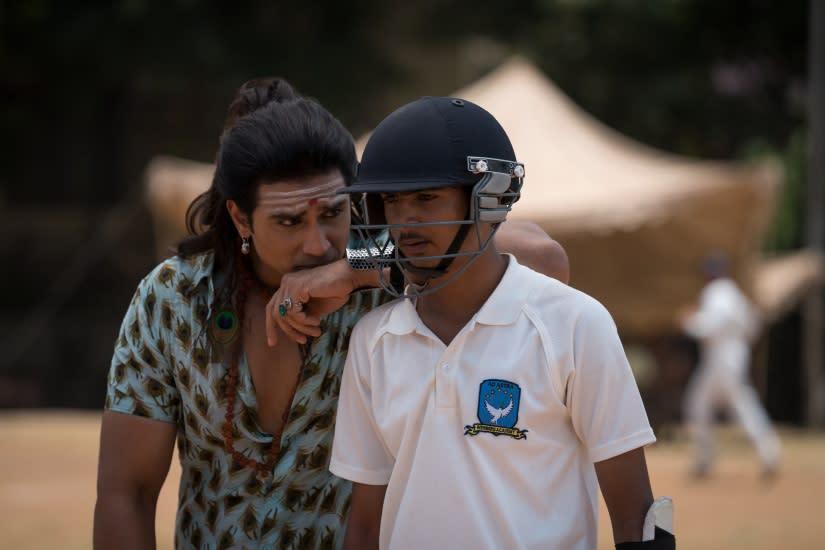 Selection Day stars Yash Dholye, Mohammad Samad, Ratna