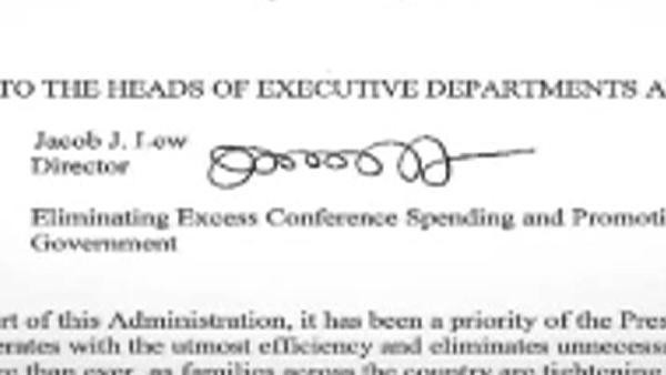 Will Lew's loopy signature appear on US cash?