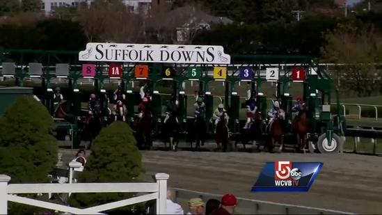 Caesars dropped from Suffolk Downs casino plan