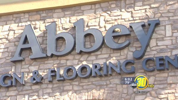 Frustration grows over Abbey Flooring closure