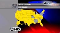 2008 - 15 Days: Early Voting Opens As Obama, McCain Slug Out Battlegrounds