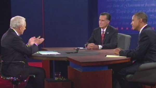 Third debate seals face offs between candidates