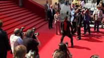 Dancer stars in Chadian film at Cannes
