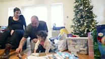 Charity helps bring Christmas to Hurricane Sandy victims