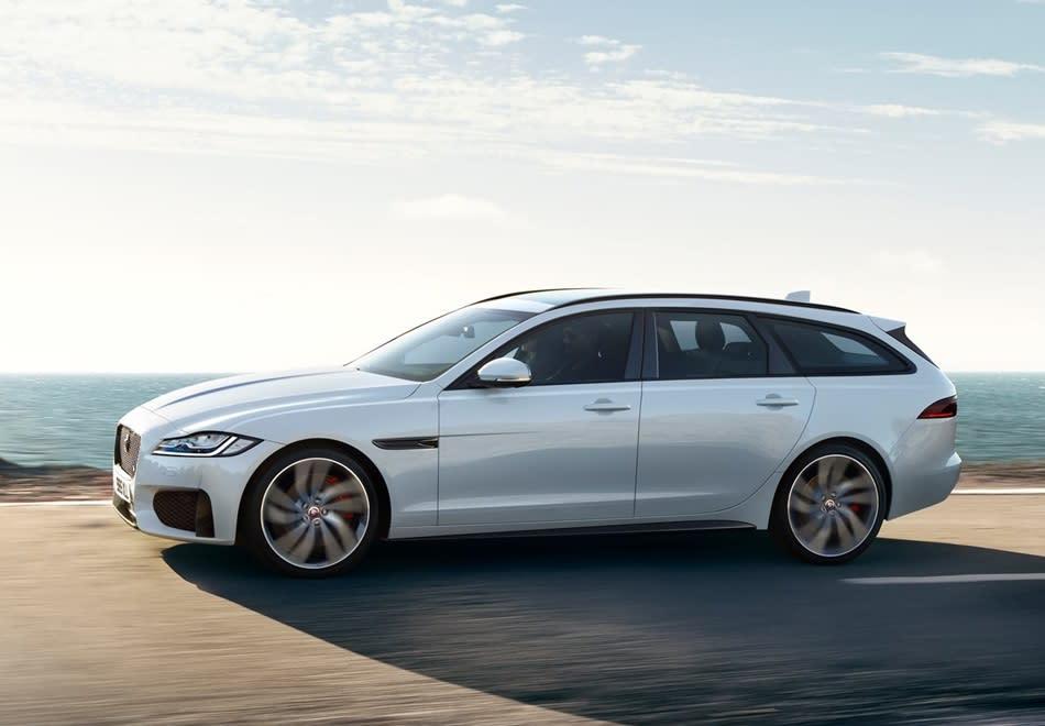 Jaguar XF Sportbrake 英倫靚車正式亮相,鎖定BMW 5 Series Touring來勢洶洶!