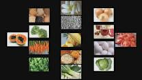 Health Problems Fixed by Foods