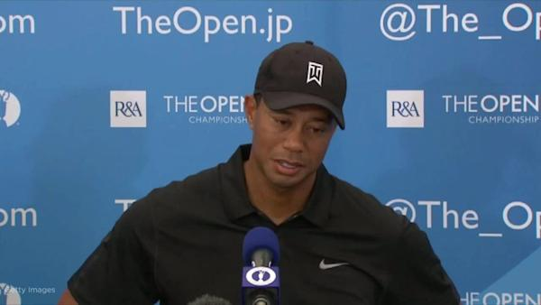 171d0eca Why Michael Jordan thinks Tiger Woods' US Masters comeback was the ...