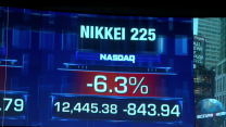 Nikkei Tanks; Retail Sales & Jobless Claims; WalMart's Surprise Policy