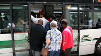 Buses struggle to meet demand